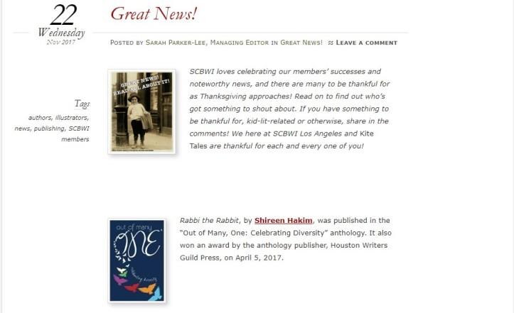Great News Kite Tales